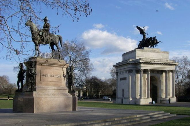 Hyde Park Corner, London, United Kingdom