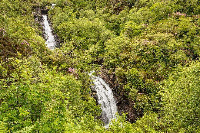 Inchree Waterfalls, Onich, United Kingdom
