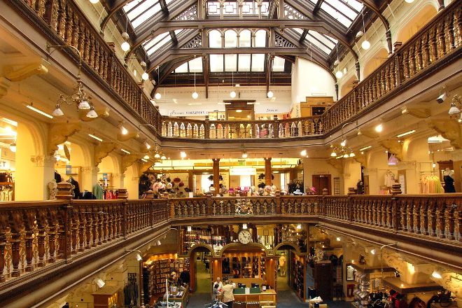 Jenners, Edinburgh, United Kingdom
