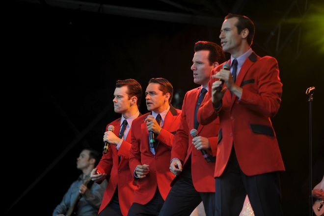 Jersey Boys London, London, United Kingdom