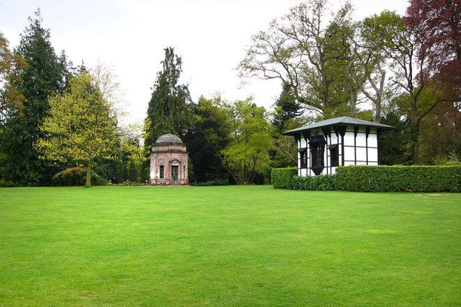 Larmer Tree Gardens, Tollard Royal, United Kingdom
