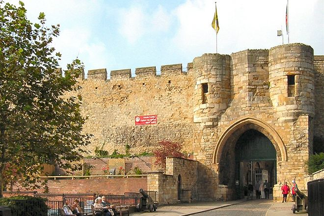 Lincoln Castle, Lincoln, United Kingdom