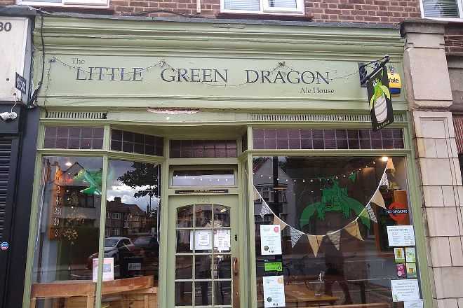 Little Green Dragon Ale House, London, United Kingdom