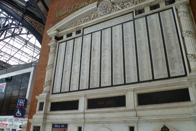 Liverpool Street Station, London, United Kingdom