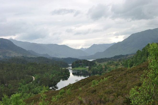 Loch Affric Circular Walk, Beauly, United Kingdom