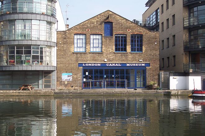 London Canal Museum, London, United Kingdom