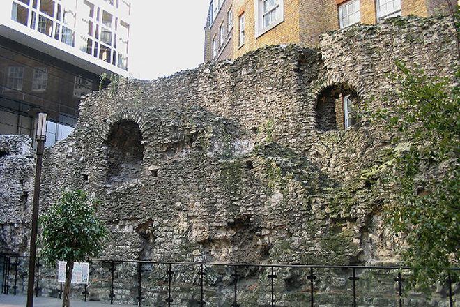 London Wall, London, United Kingdom