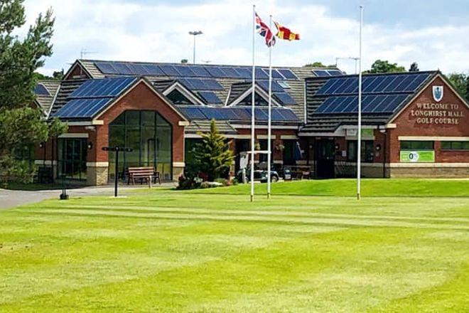 Longhirst Hall Golf Club, Morpeth, United Kingdom
