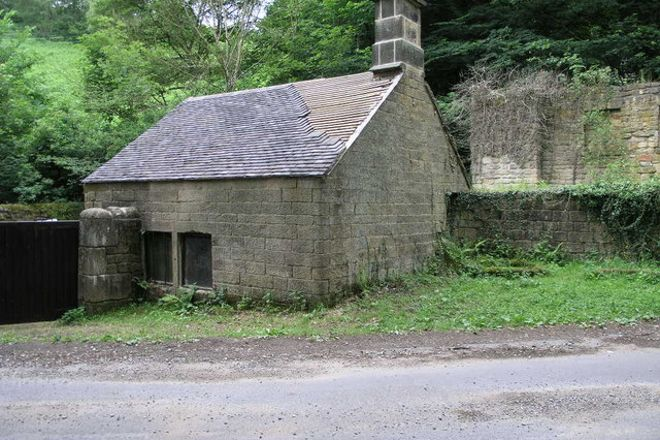 Lumsdale Valley, Matlock, United Kingdom