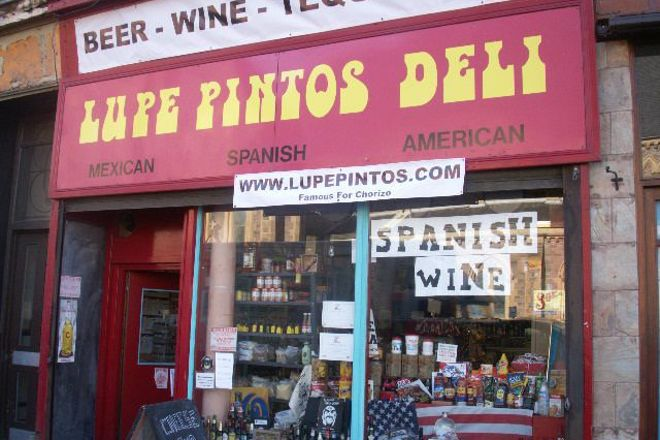 Lupe Pintos The Chile and Spice Shop, Glasgow, United Kingdom