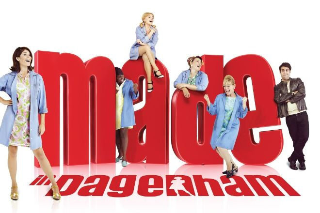 Made in Dagenham, London, United Kingdom