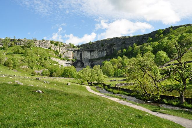 Malham Cove, Malham, United Kingdom