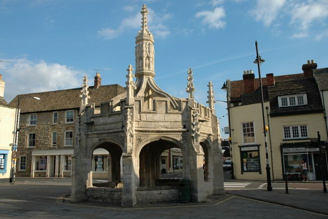 Malmesbury Market Cross, Malmesbury, United Kingdom