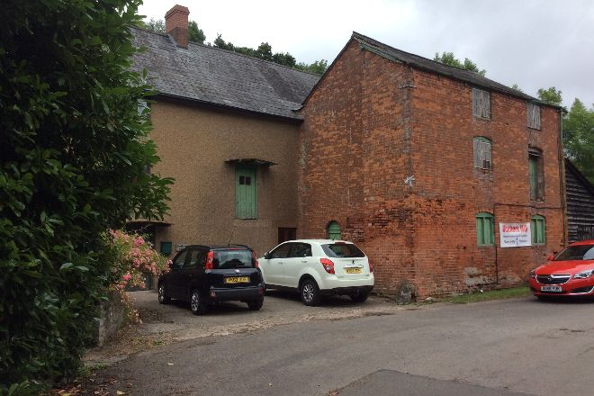 Mathern Mill, Chepstow, United Kingdom