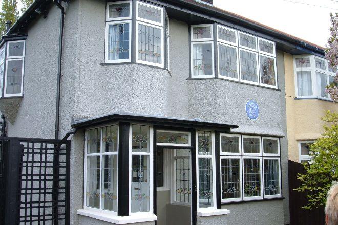Mendips - John Lennon Home, Liverpool, United Kingdom