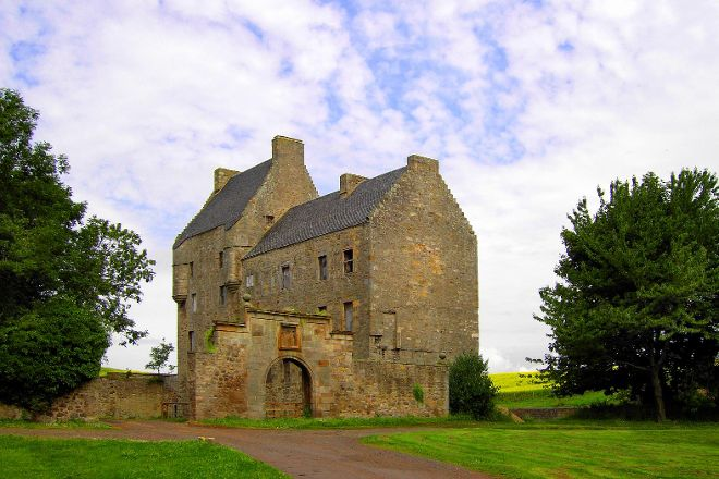 Midhope Castle, South Queensferry, United Kingdom