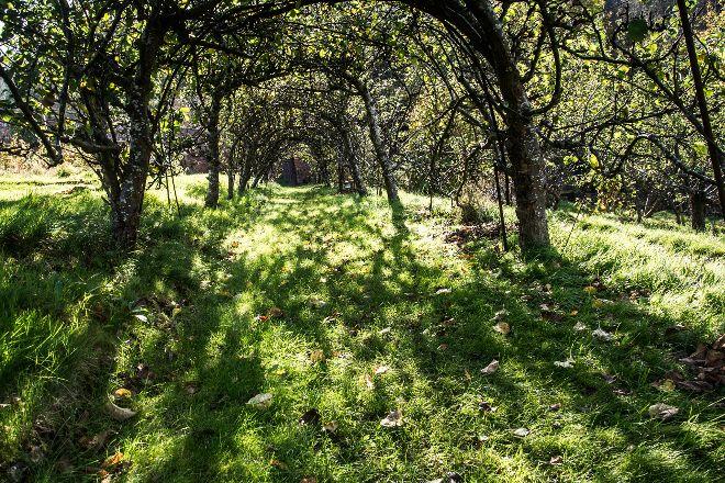Monastery garden prinknash, Stroud, United Kingdom