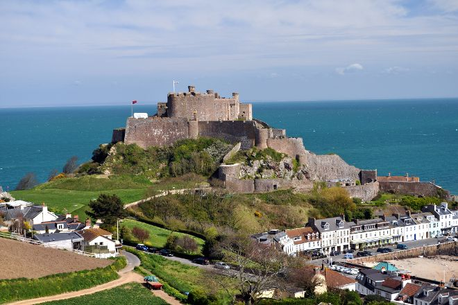 Mont Orgueil Castle, Gorey, United Kingdom