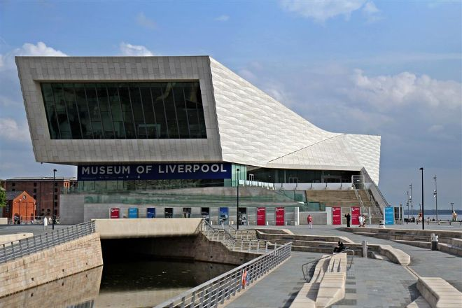 Museum of Liverpool, Liverpool, United Kingdom