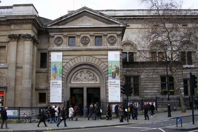 National Portrait Gallery, London, United Kingdom