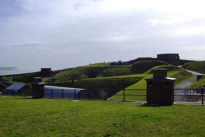 Newhaven Fort, Newhaven, United Kingdom