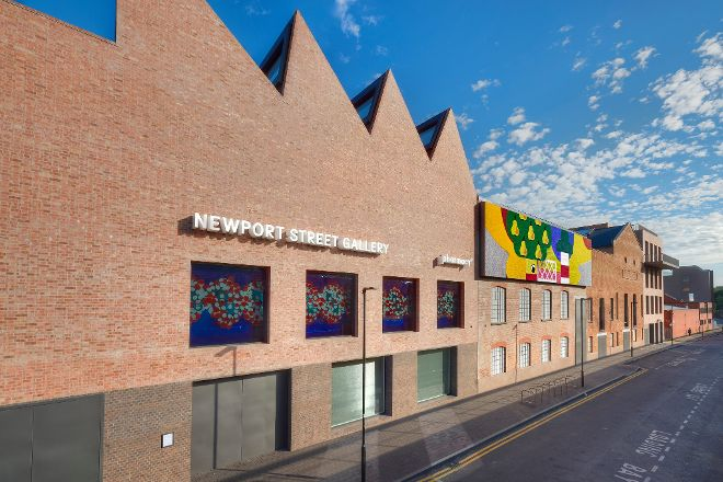 Newport Street Gallery, London, United Kingdom
