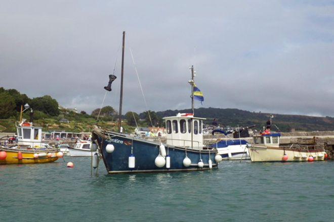 Nick's Fishing Trips, Lyme Regis, United Kingdom