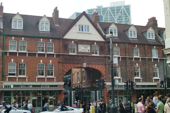 Old Spitalfields Market, London, United Kingdom
