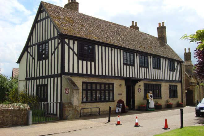 Oliver Cromwell's House, Ely, United Kingdom