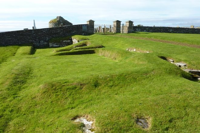 Orkneyinga Saga Centre, Orphir, United Kingdom