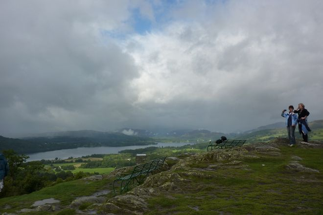 Orrest Head, Windermere, United Kingdom