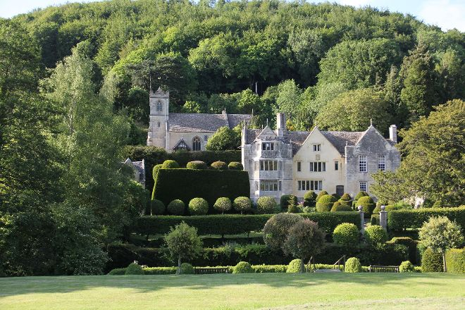 Owlpen Manor House and Gardens, Uley, United Kingdom