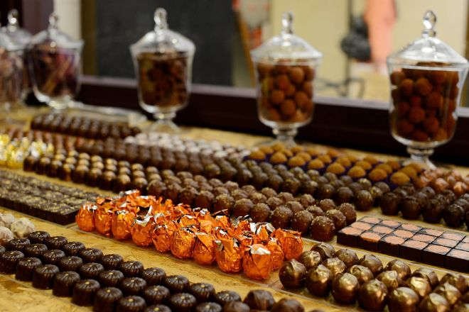 Paul A. Young Fine Chocolates, London, United Kingdom