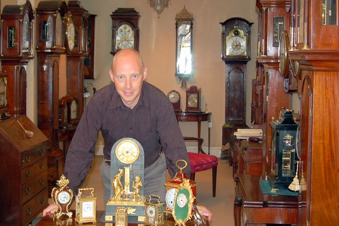 Pendulum of Mayfair Ltd - Antique Grandfather Clocks, London, United Kingdom