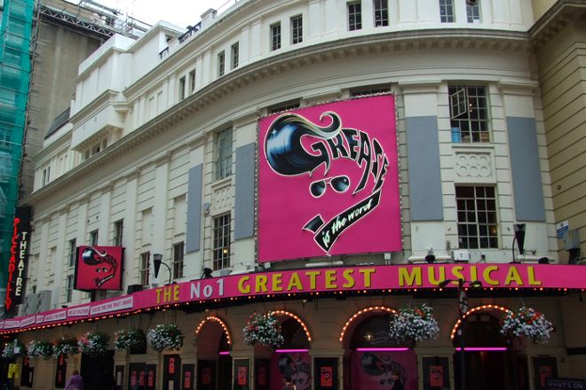 Piccadilly Theatre, London, United Kingdom