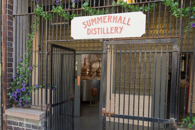 Pickering's Gin Distillery, Edinburgh, United Kingdom
