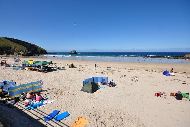 Portreath Beach, Portreath, United Kingdom