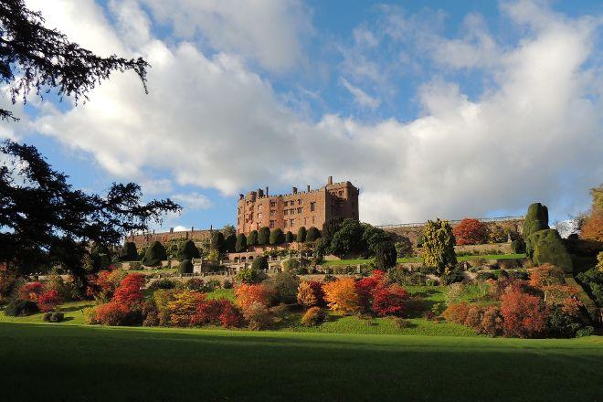 Powis Castle and Garden, Welshpool, United Kingdom