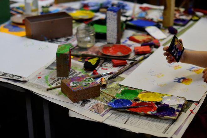 Queens Park Arts Centre, Aylesbury, United Kingdom