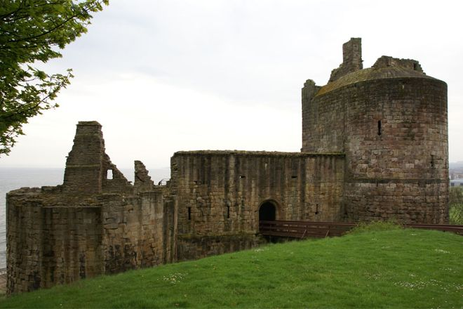 Ravenscraig Castle, Kirkcaldy, United Kingdom