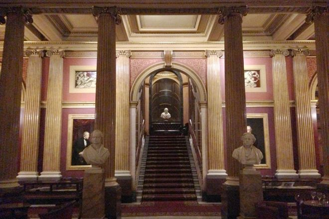 Reform Club, London, United Kingdom