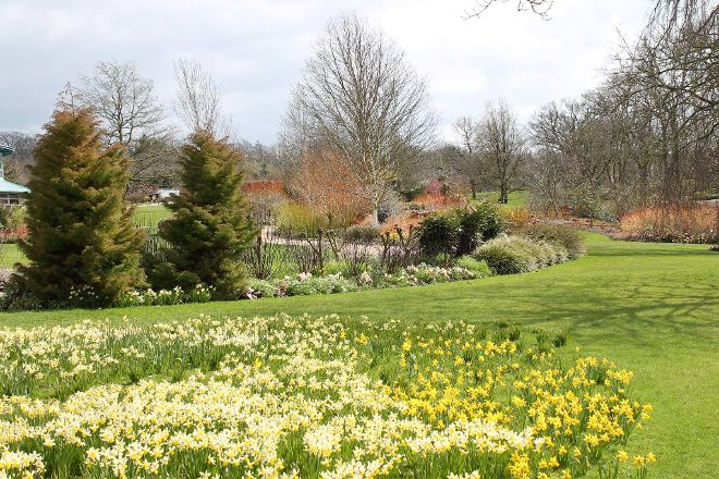 RHS Garden Harlow Carr, Harrogate, United Kingdom