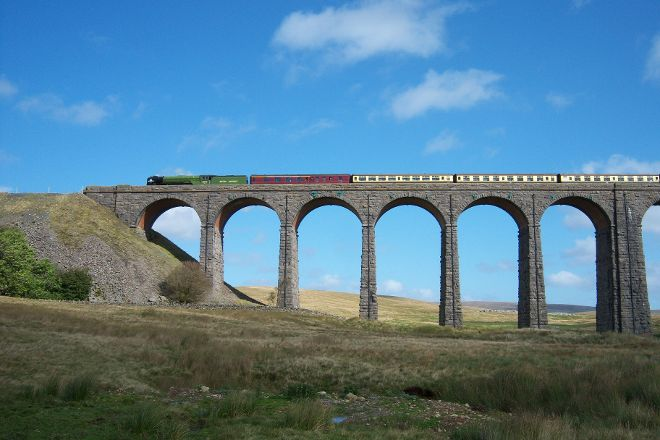 Ribblehead Viaduct, Ingleton, United Kingdom