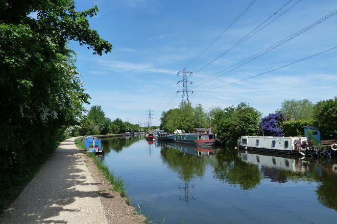 River Lee Navigation, London, United Kingdom