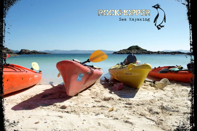 Rockhopper Sea Kayaking - Day Tours, Fort William, United Kingdom