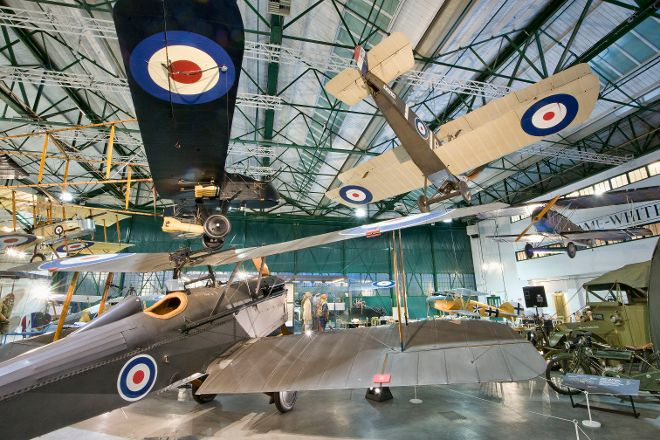 Royal Air Force Museum London, London, United Kingdom