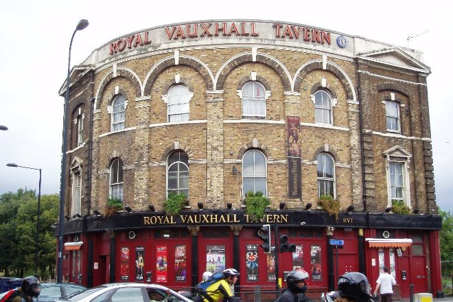 Royal Vauxhall Tavern, London, United Kingdom