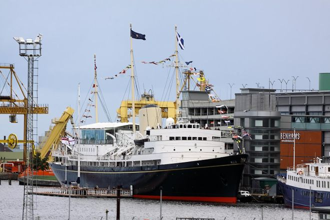 Royal Yacht Britannia, Edinburgh, United Kingdom