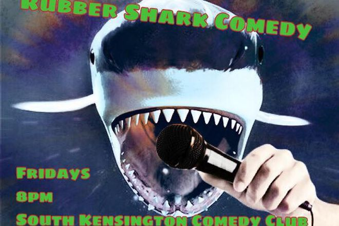 Rubber Shark Comedy, London, United Kingdom