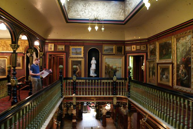 Russell-Cotes Art Gallery & Museum, Bournemouth, United Kingdom